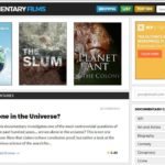 Top Documentary Films Alternatives