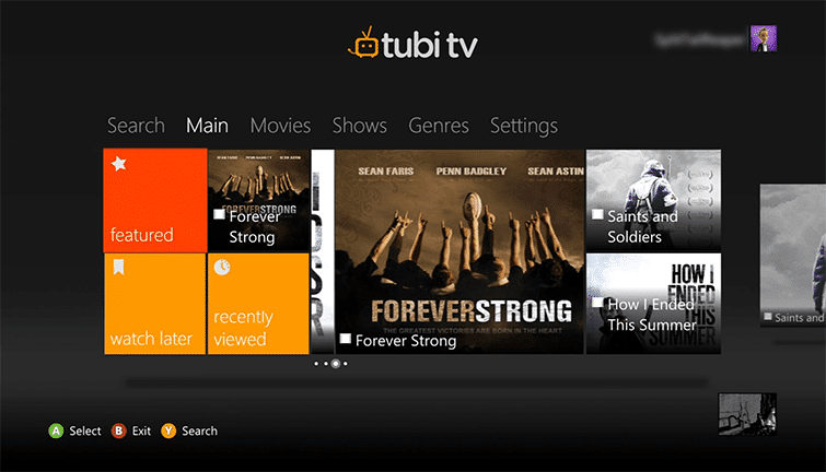 Tubi TV Alternatives