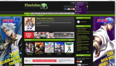 Kissanime Alternatives