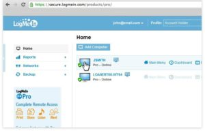 LogMeIn alternative