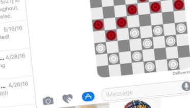Alternatives To Checkers for iMessage