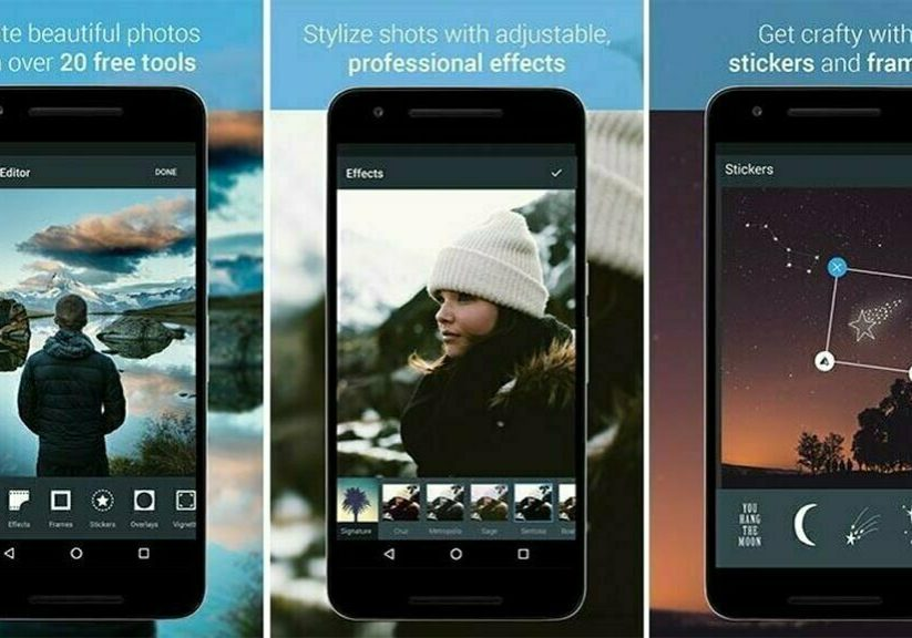 Alternatives To LightX Photo Editor & Photo Effects