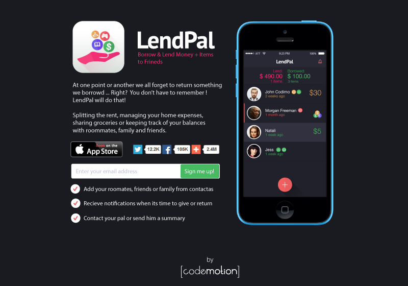 Alternatives To LendPal